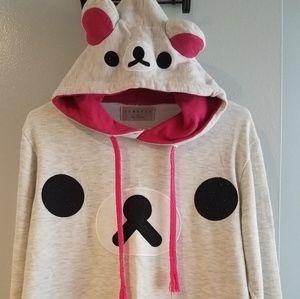 Cute Korean Hoodie XL